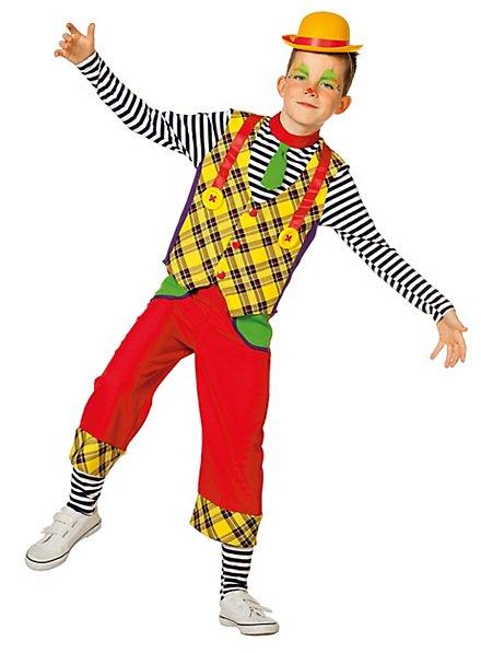 Oleg Clown Child Costume