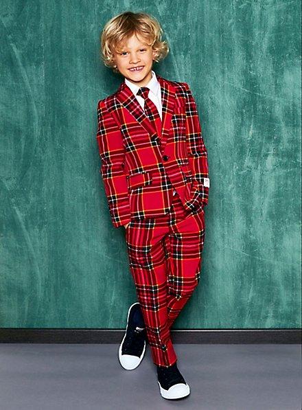 OppoSuits Boys Lumberjack Anzug für Kinder
