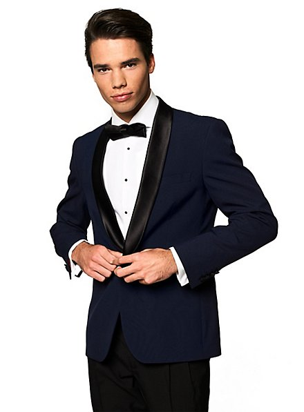 OppoSuits Tuxedo Midnight Blue Smoking