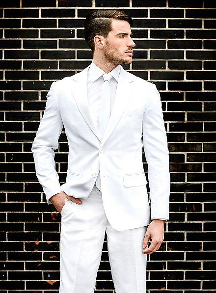 OppoSuits White Knight Anzug