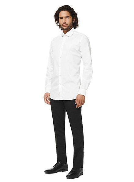 OppoSuits White Knight Shirt