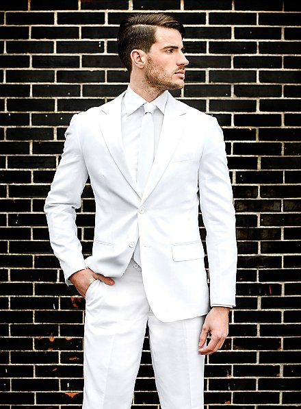 OppoSuits White Knight suit