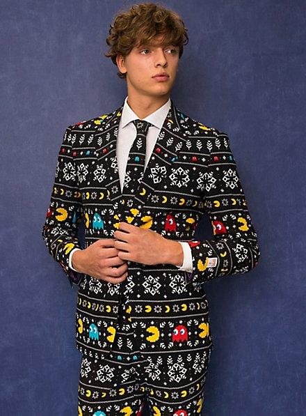 OppoSuits Winter Pac-Man Anzug