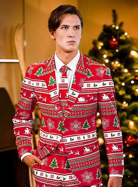 OppoSuits Winter Wonderland Anzug