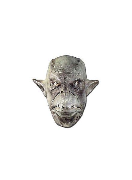 Orc Vert Masque en mousse de latex