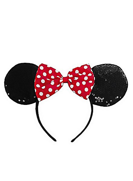 Oreilles de Minnie Mouse
