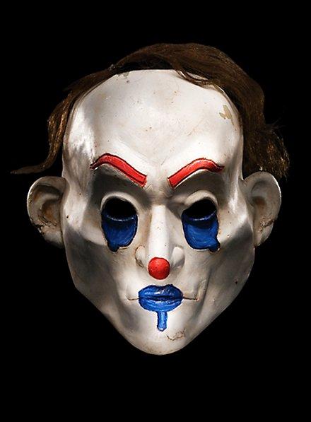Original Batman Happy Clown Maske aus Latex