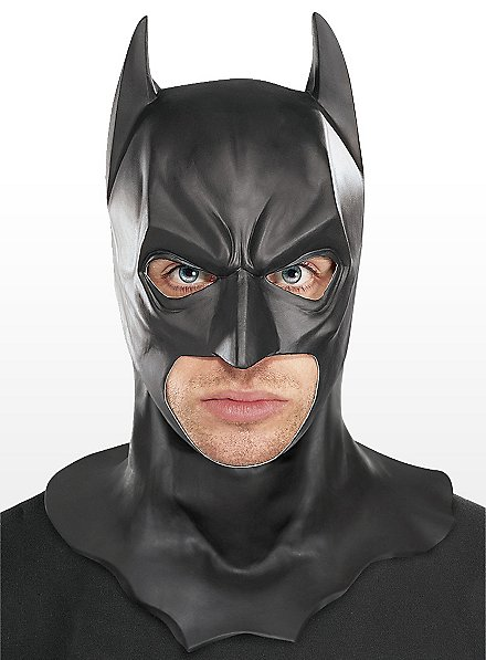Original Batman Maske aus Latex