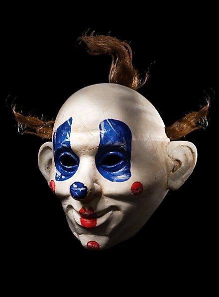 Original Batman Spare Clown Maske aus Latex