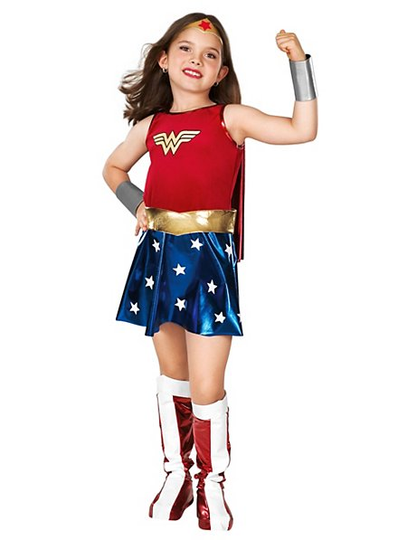 Original Wonder Woman Kinderkostüm