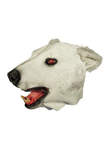 Ours polaire Masque en latex