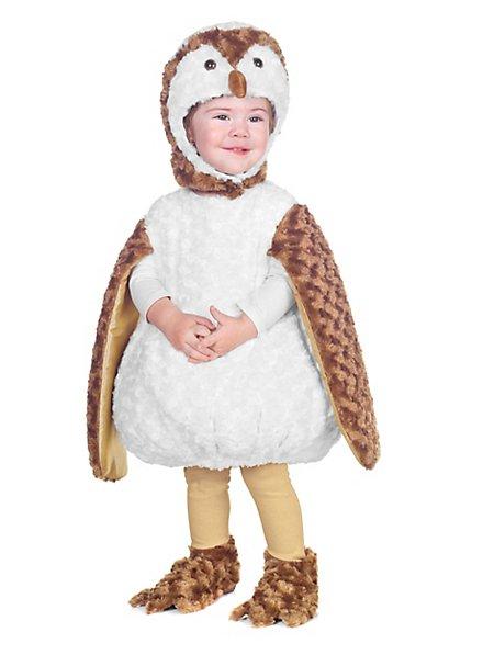 Owl kid's costume