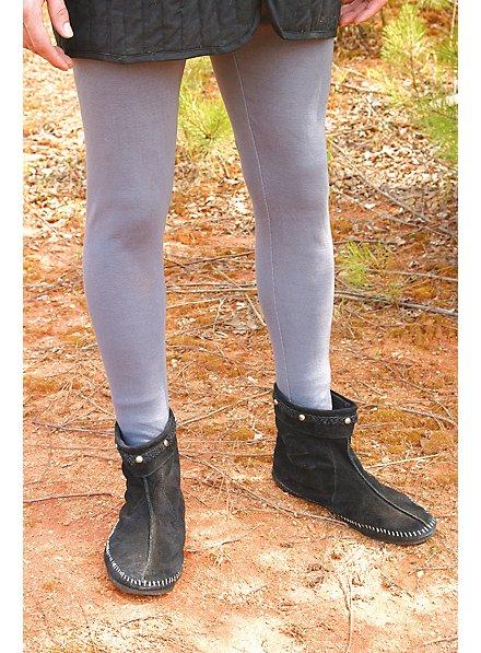 Pantalon médiéval gris