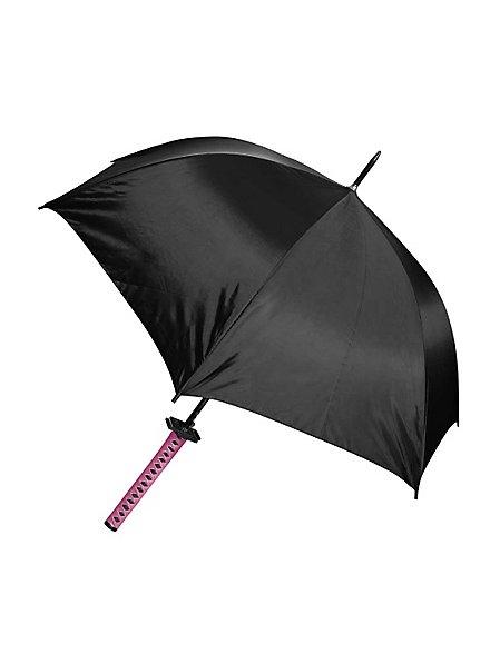 Parapluie de samouraï