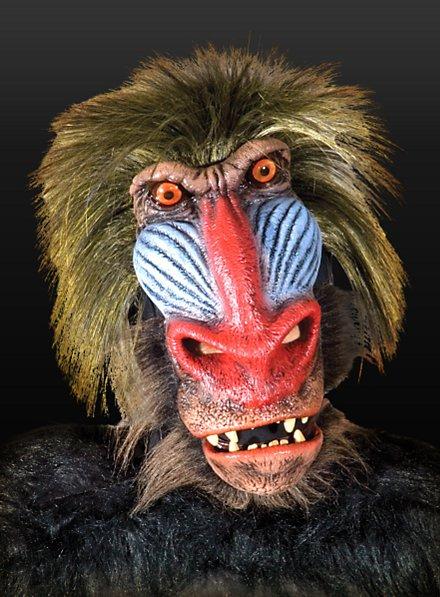 Pavian Maske