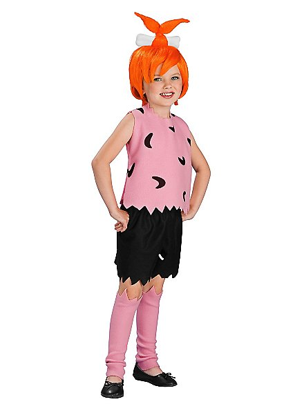 Pebbles Flintstone Kids Costume
