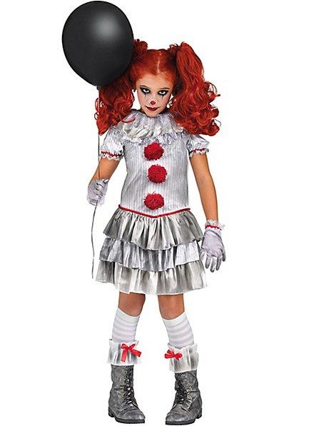 Penny Vice Clownskostüm für Kinder