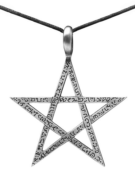 Pentacle Necklace