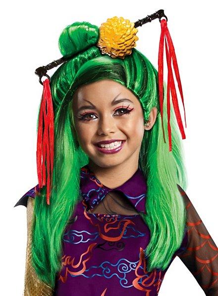 Perruque Jinafire Long Monster High pour enfant