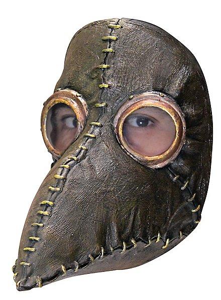 Pestdoktor Maske bronze