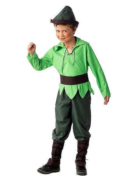 Peter Pan Kids Costume