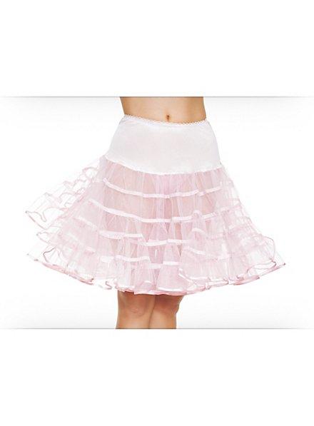 Petticoat pink mid-length
