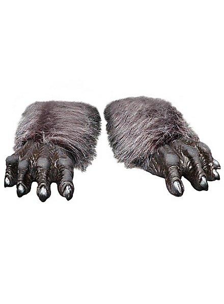Pieds de loup-garou