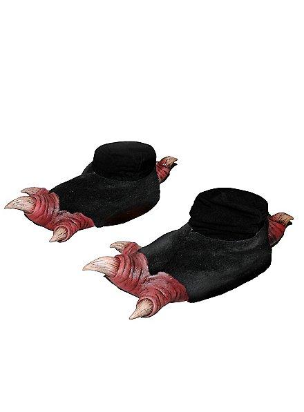 Pieds d'oiseau