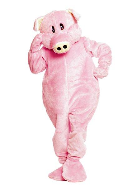 Piggy Mascot