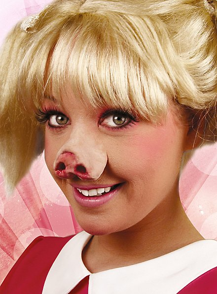 Piggy Nase Hochwertige Charakternase aus Latex