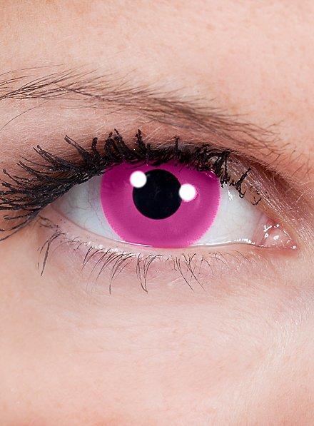 Pinke Kontaktlinsen Manga