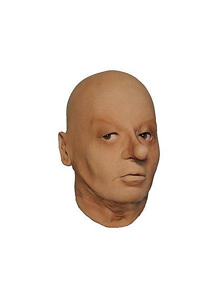 Pinocchio Maske aus Schaumlatex