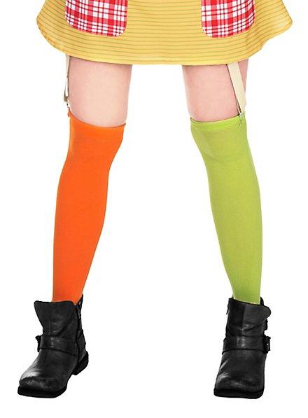 Pippi Longstocking Stockings