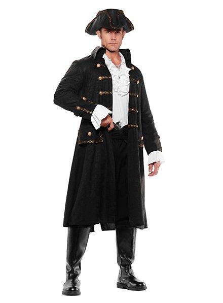 Pirate Captain black Costume
