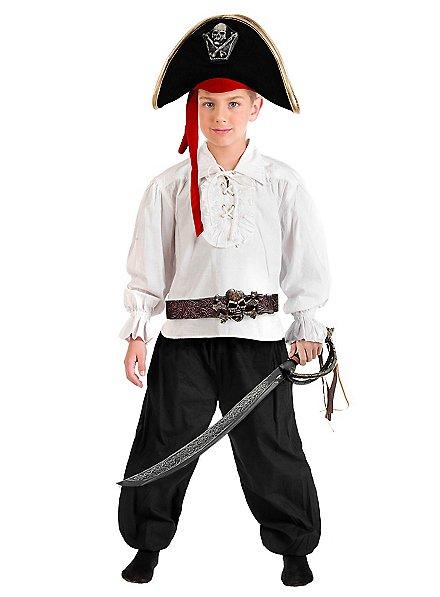 Pirate Captain Jake child costume