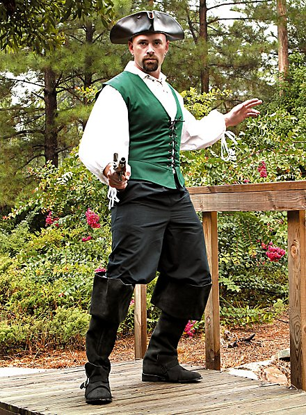 Pirate Pants black
