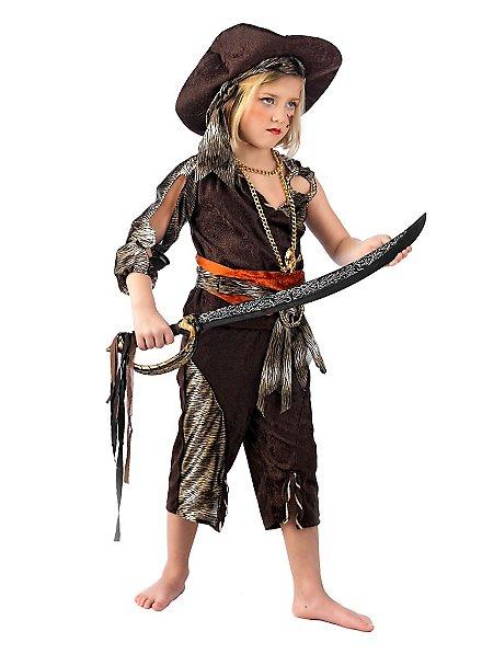 Pirate Princess Kids Costume