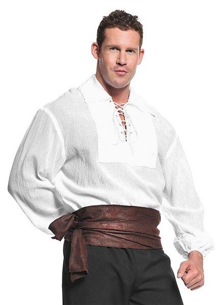 Pirate Shirt white
