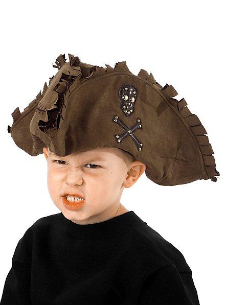 Piraten Dreispitz für Kinder