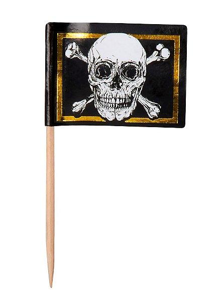 Piraten Party-Picker 24 Stück