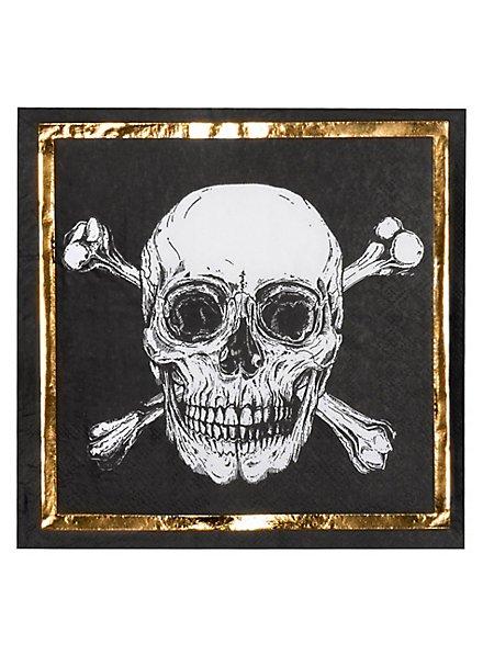 Piraten Servietten 12 Stück