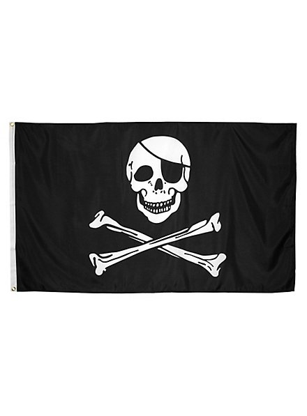 Piratenflagge klein