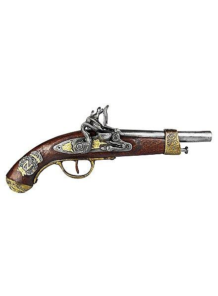 Pistolet de cavalerie Arme décorative