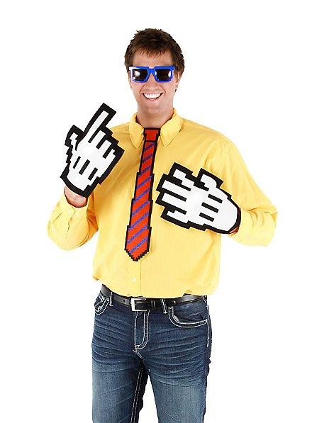 Pixel Handschuhe