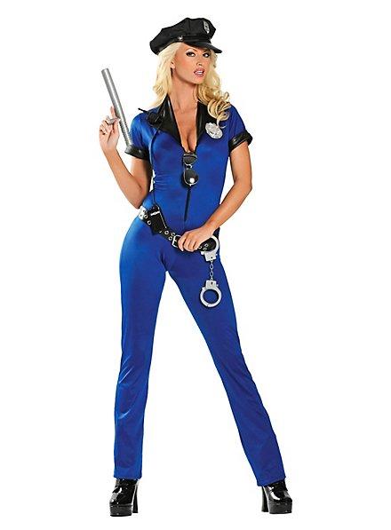 Polizei Anzug Kostüm