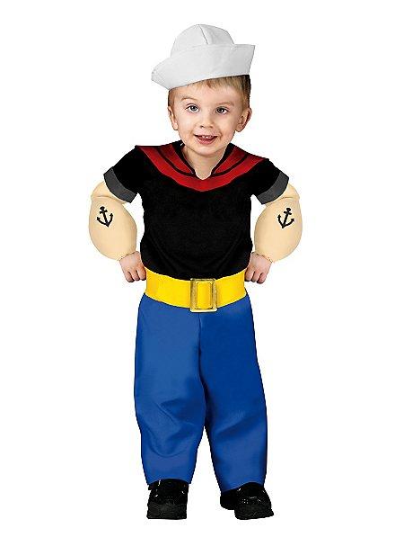 Popeye Kids Costume