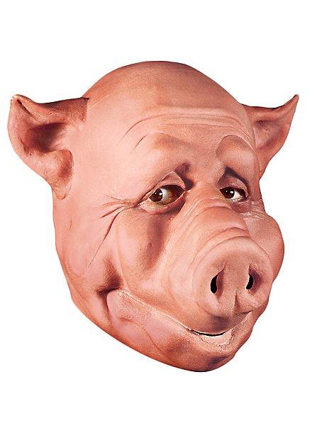 Porc Masque en mousse de latex