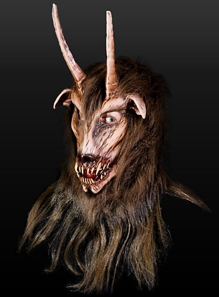 Predatory Satyr Latex Mask