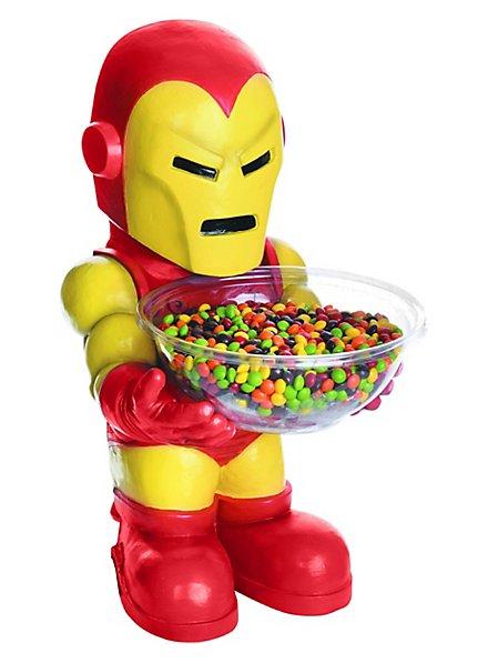 Présentoir à friandises Iron Man