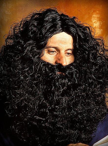 Prophet full beard with wig